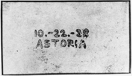 První xerografie